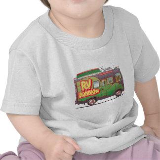 RV Buddies Camper Trailer RV Tee Shirt