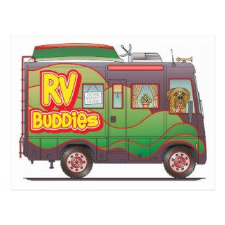 RV Buddies Post Cards