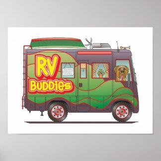 RV Buddies Posters