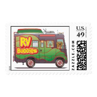 RV Buddies US Postage Stamps