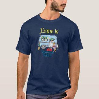 Rv Camping T-Shirt