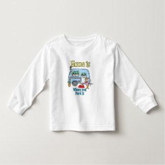 Rv Camping T Shirt