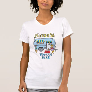 Rv Camping Tshirts