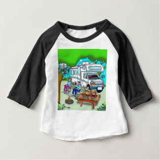 RV Cartoon 9475 Baby T-Shirt