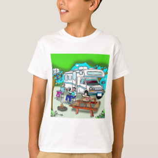RV Cartoon 9475 T-Shirt
