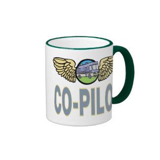 RV Co-Pilot Ringer Coffee Mug