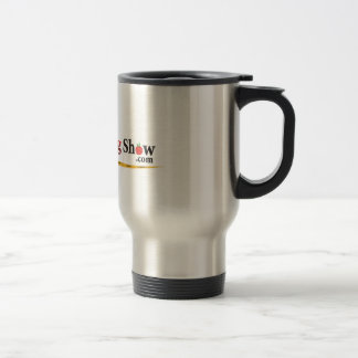 RV Cooking Show Travel Mug - Silver