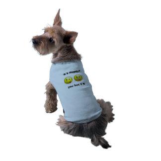 """RV Happy"" Doggie Shirt"