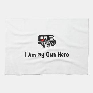 RV Hero Hand Towel