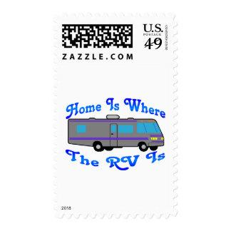 RV Home Postage