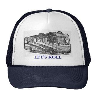 RV mesh hat