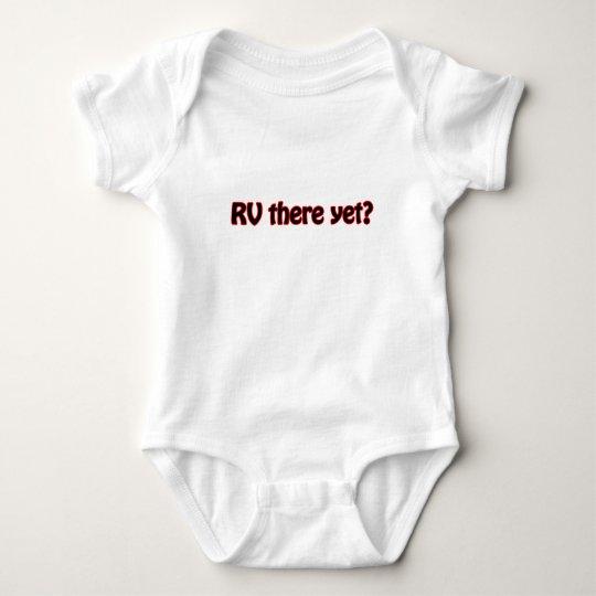 RV there yet? Baby Bodysuit