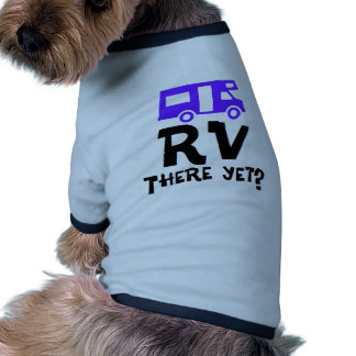 RV There Yet? Pet Clothes