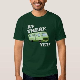 RV THERE YET? (green) DARK T-Shirt