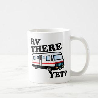 RV THERE YET? (white) Classic White Coffee Mug