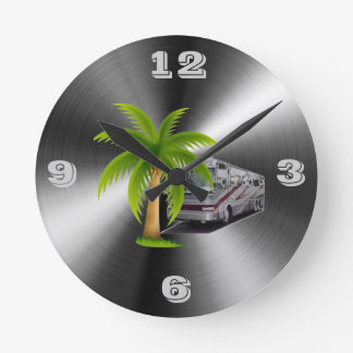RV TIME Tic Toc Wall Clocks