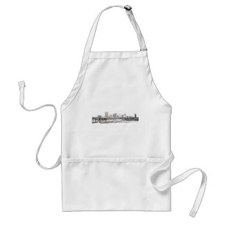 RVA-804 Collection Adult Apron