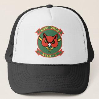 RVAH-9 Hoot Owl Trucker Hat