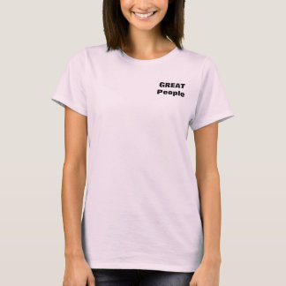RVer's-R-US  Tshirt GREAT PEOPLE LIKE YOU JOIN
