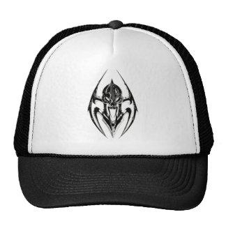 RW BLACK GOO CREST HAT