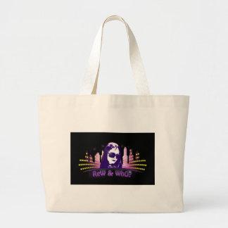 RW-stars-logo_CityScape Jumbo Tote Bag