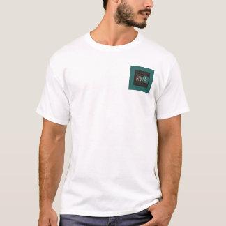 RWA3logo green square 2 T-Shirt