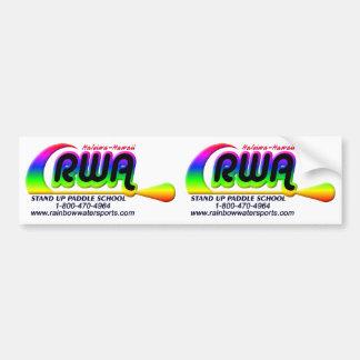 RWA Vinyl Stickers
