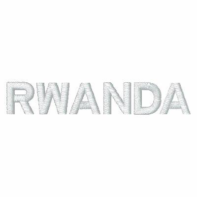 RWANDA CUSTOM  COLLECTION EMBROIDERED JACKET