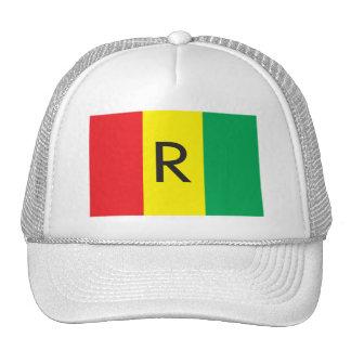 Rwanda Flag 1962 Hat