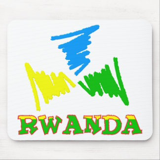 Rwanda Goodies 1 Mouse Pad