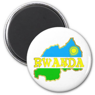 Rwanda Goodies Magnet