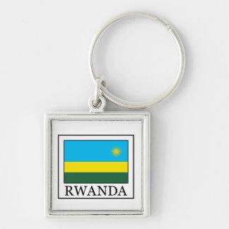 Rwanda keychain