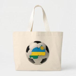 Rwanda national team jumbo tote bag