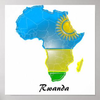Rwanda Posters