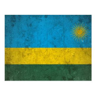 Rwanda Tarjeta Postal