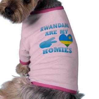 Rwandans are my Homies Pet Clothing