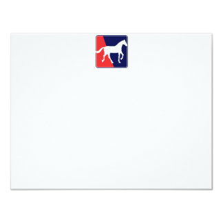 RWB-Horse Card