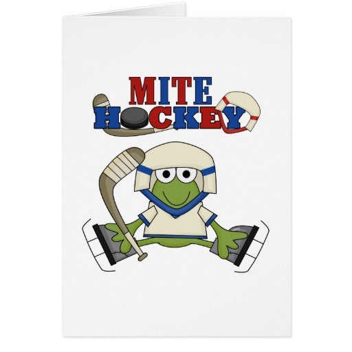 RWB Mite Hockey Tshirts and Gifts Cards