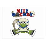 RWB Mite Hockey Tshirts and Gifts Postcard