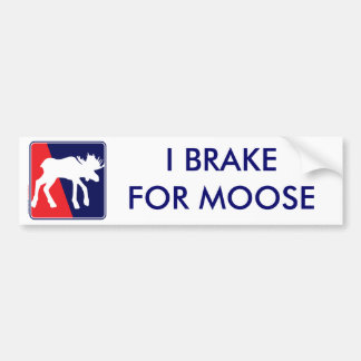 RWB-Moose Bumper Stickers