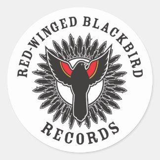 RWB Records Stickers