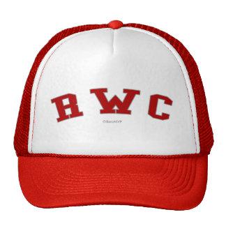 RWC TRUCKER HAT