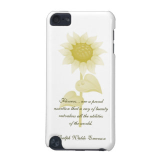 RWE Quotes..Beauty Hard Shell Case for  Ipod Touch iPod Touch (5th Generation) Cover