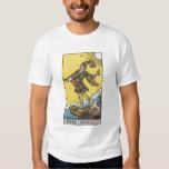 RWS Tarot el tonto Camisas