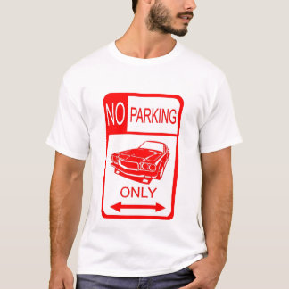 Rx3 No Parking T-Shirt