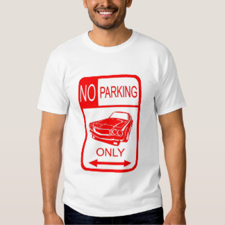 Rx3 No Parking Tees