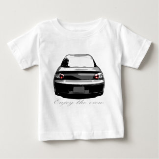 "RX8 ""Enjoytheview."" Baby T-Shirt"