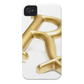 Rx drug sign iPhone 4 Case-Mate cases