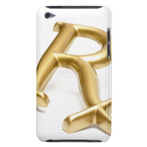 Rx drug sign iPod touch case