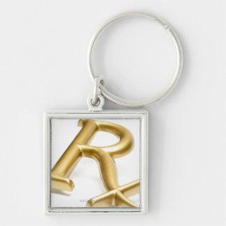 Rx drug sign keychains